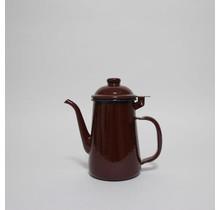 GSP COFFEE POT BROWN