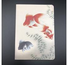 EZEN GOLDFISH GREETING CARD