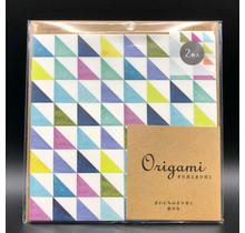 Designphil Inc. - ORIGAMI WATERCOLOR TRIANGLE