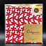 Designphil Inc. ORIGAMI FLOWER RED/YELLOW