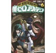MY HERO ACADEMIA 6 (Japanese Ver.)