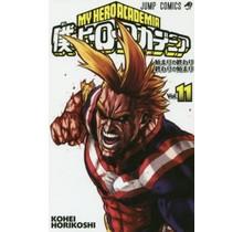 SHUEISHA - MY HERO ACADEMIA 11 (Japanese Ver.)