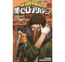 SHUEISHA - MY HERO ACADEMIA 14 (Japanese Ver.)
