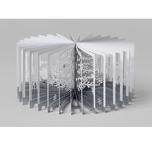SEIGENSHA  360° BOOK SNOWY WORLD