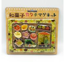 KUROCHIKU 71406902 WAGASHI KATACHI MAGNET