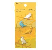 Designphil Inc. - MINI MAGNETS BIRD
