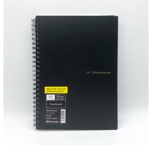 MARUMAN - N105 MNEMOSYNE NOTEBOOK 5MM DOT GRID A5