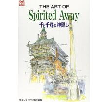 TOKUMA - THE ART OF SPIRITED AWAY