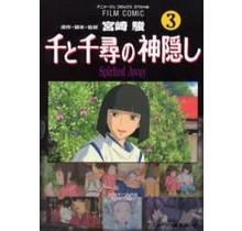 TOKUMA - FILM COMIC SPIRITED AWAY 3