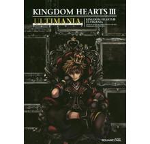 SQUARE ENIX - KINGDOM HEARTS 3 ULTIMANIA STRATEGY GUIDE