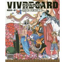 SHUEISHA - VIVRE CARD ONE PIECE PICTURE BOOK