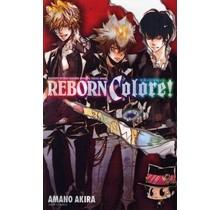 SHUEISHA - REBORN COLORE! KATEKYO HITMAN REBORN OFFICIAL