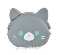 PG Design Inc. N/A MIMI POCHI FRIENDS GRAY CAT