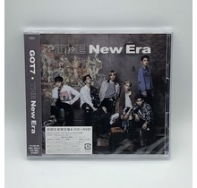 SONY ESCL50834 THE NEW ERA - GOT7
