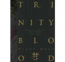 "KADOKAWA - TRINITY BLOOD ILLUSTRATION COLLECTION ""NIGHT ROAD"" KUJO KIYO"