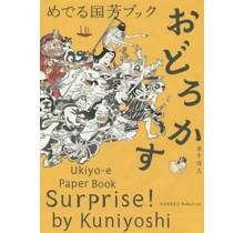 PIE INTERNATIONAL UKIYO-E SURPRISE BY KUNIYOSHI