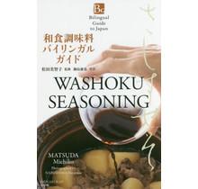 SHOGAKUKAN WASHOKU SEASONING BILINGUAL GUIDE