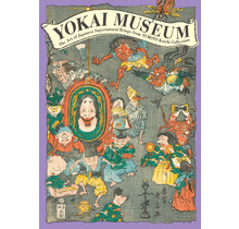 PIE INTERNATIONAL - Yokai Museum The Art of Japanese Supernatural Beings from YUMOTO Koichi Collection [BILINGUAL]