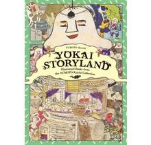 PIE INTERNATIONAL - Yokai Storyland Illustrated Books from the YUMOTO Koichi Collection[BILINGUAL]