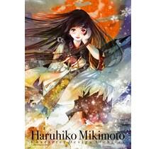 Haruhiko Mikimoto Character Design Archives [English]