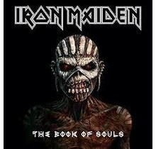 WARNER - IRON MAIDEN THE BOOK OF SOULS
