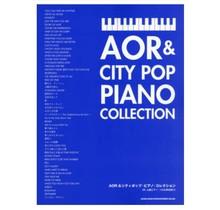 SHINKO - SHEET MUSIC/ AOR & CITY POP / PIANO COLLECTION