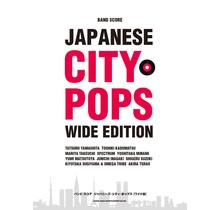 SHINKO - SHEET MUSIC/ BAND SCORE JAPANESE CITY POPS
