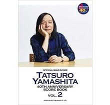 DOREMI - OFFICIAL TATSURO YAMASHITA/ 40TH ANNIVERSARY SCORE BOOK VOL.2