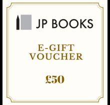 JP BOOKS ONLINE VOUCHER £50