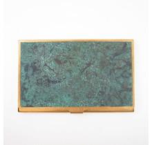 PICUS - CORROSION BRASS CARD CASE HANMON ROKUSHOU