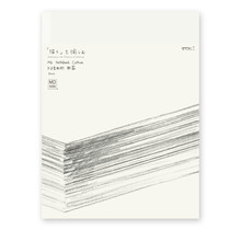 MD NOTEBOOK COTTON