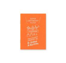 TRAVELER'S NOTEBOOK PASSPORT SIZE REFILL SUPER LIGHTWEIGHT PAPER