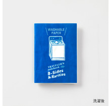 TRAVELER'S NOTEBOOK PASSPORT SIZE REFILL WASHABLE PAPER