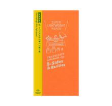TRAVELER'S NOTEBOOK REFILL SUPER LIGHTWEIGHT PAPER