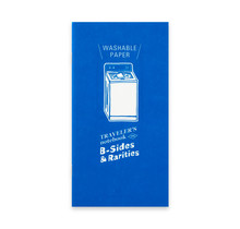 TRAVELER'S NOTEBOOK REFILL WASHABLE PAPER