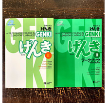 Copy of GENKI (2) 3RD EDITION TEXTBOOK -SET  AN INTEGRATED COURSE IN ELEMENTARY JAPANESE