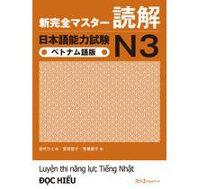 3A Corporation - NEW KANZEN MASTER JLPT N3 DOKKAI (VIETNAMESE VER.)