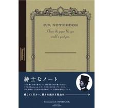 APICA Co., Ltd. - PREMIUM CD NOTEBOOK A5 GRID CREAM 96PAGES