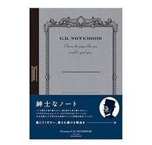 APICA Co., Ltd. - PREMIUM CD NOTEBOOK A5 7MM 24 LINE CREAM 96PAGES