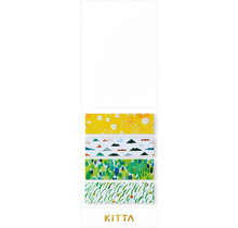 KING JIM CO., LTD. - KITT003 KITTA Clear (mountain belt)