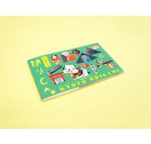 ORICA 5 - ORIGAMI CARD BOOK - KYOTO ORIGAMI