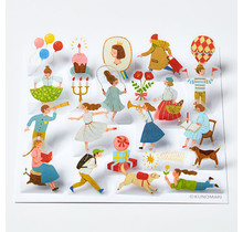 POP006 POP-UP STICKERS  HOLIDAY