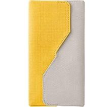 Pen Case Pacali Horizontal W  Yellow