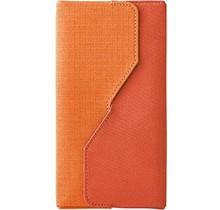 Pen Case Pacali Horizontal W  Orange