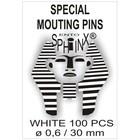 Mounting pins
