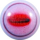 Albino - ovale pupil (acryl)