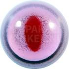 Albino - spleet pupil (acryl)