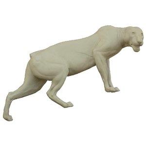 Luipaard (Panthera pardus)
