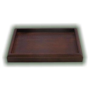 Postament board (milled) - square