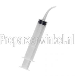 Injectiespuit gebogen 12 ml